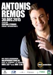 Populaire Griekse zanger Antonis Remos naar Nederland